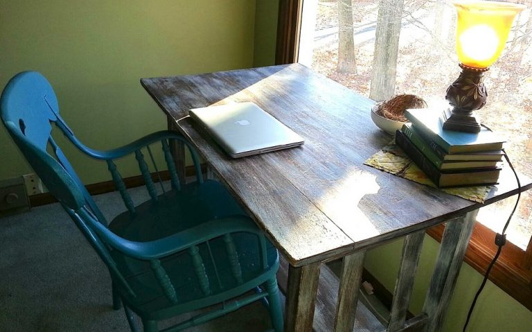 My Writing Desk | Christa Parrish (Plus a Giveaway)