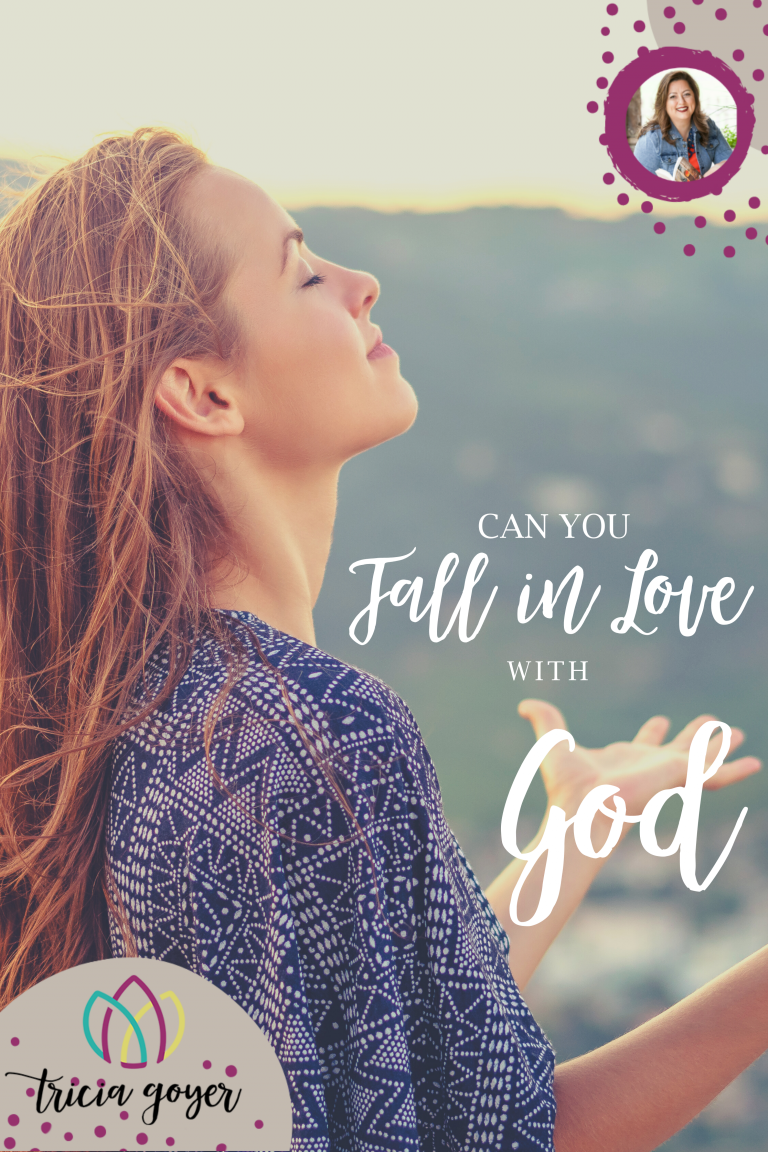 Fall in love with god