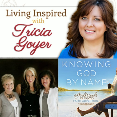 Podcast: Living Inspired: Gwen Smith & Mary Southerland | Dr. Reggie Anderson