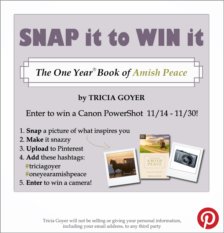 Snap It to Win It Contest!