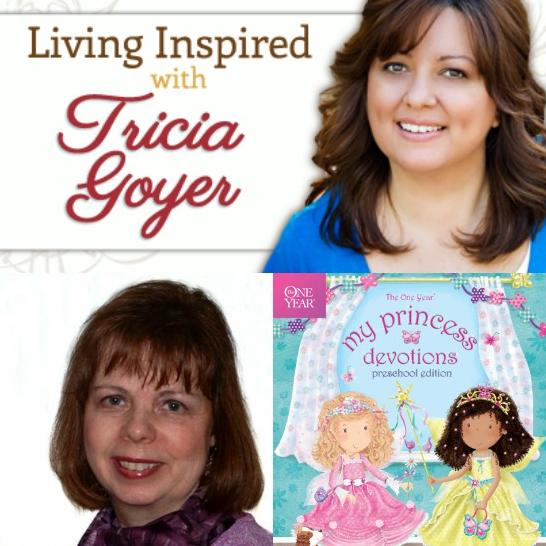 Podcast: Living Inspired: Karen Whiting | Barbara Collins