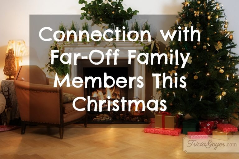 Connection with Far-Off Family Members This Christmas | 12 Days of Christmas Giveaways Day 7