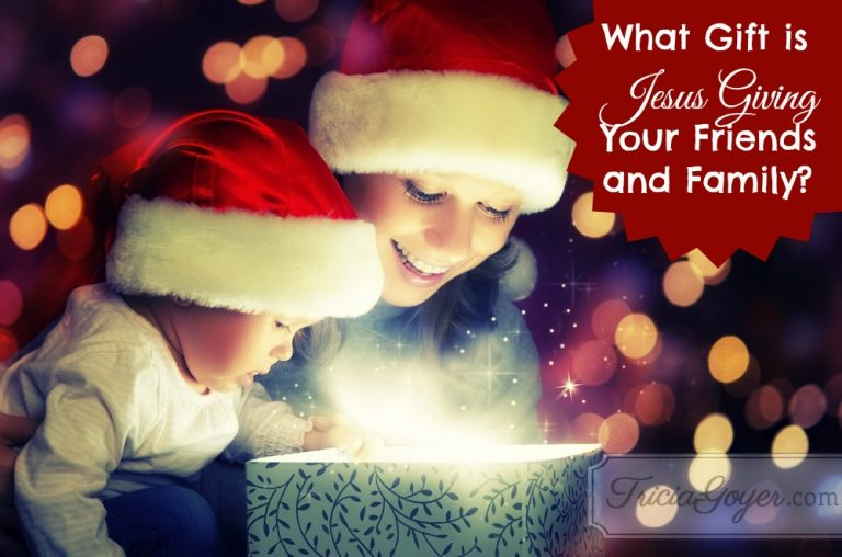 What Gift is Jesus Giving Your Friends and Family? | 12 Days of Christmas Giveaways Day 10
