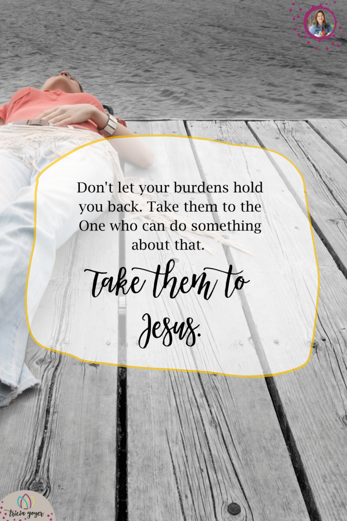 Tricia Goyer encouragement in her post 4 Ways to Find Freedom From Past Mistakes