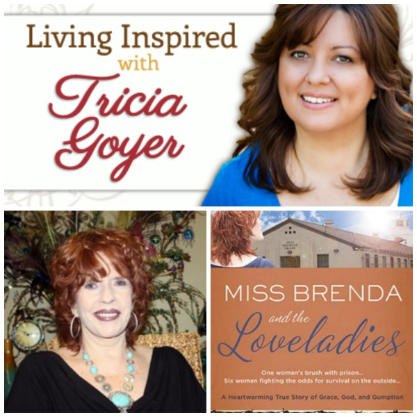 Podcast: Living Inspired: Brenda Spahn & the Loveladies
