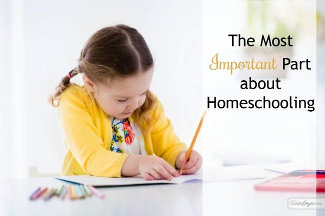 important homeschooling