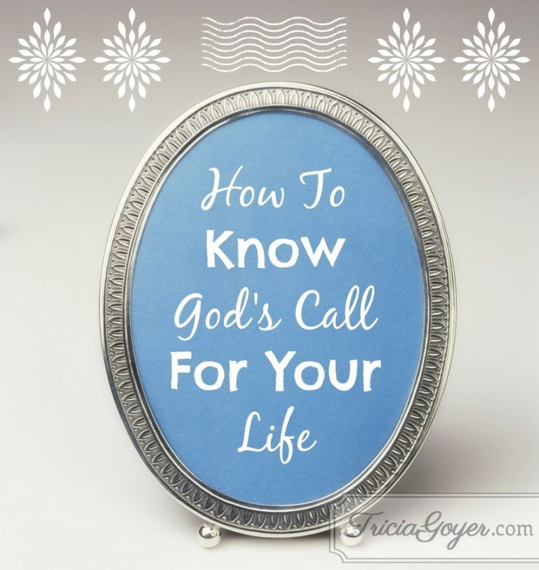How To Know God's Call For Your Life: Balanced Series Day 4