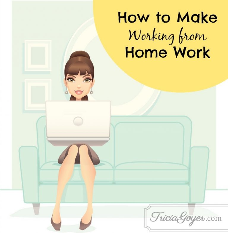 How to Make Working from Home Work: Balanced Series Day 2