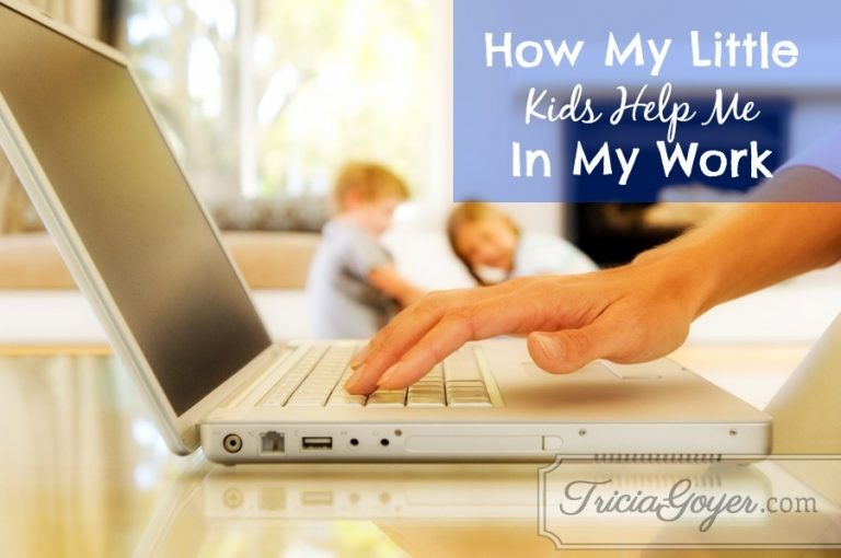 How My Little Kids Help Me In My Work: Balanced Series Day 3