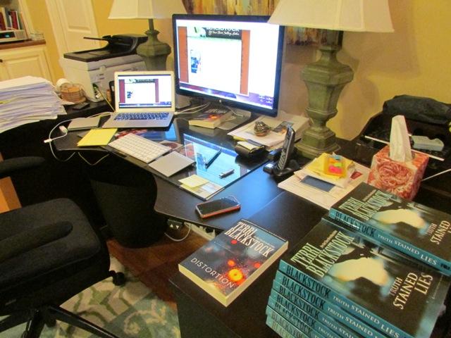 terri's writing desk