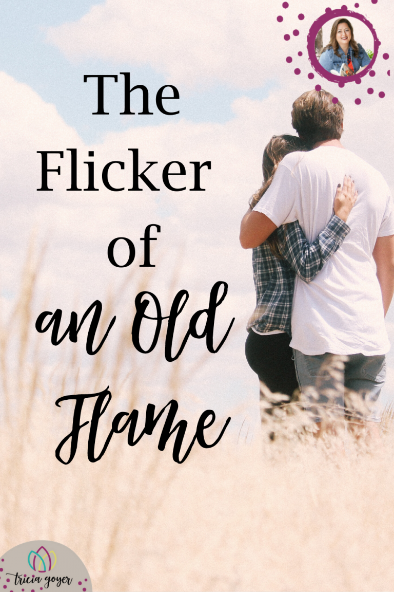 The Flicker of An Old Flame