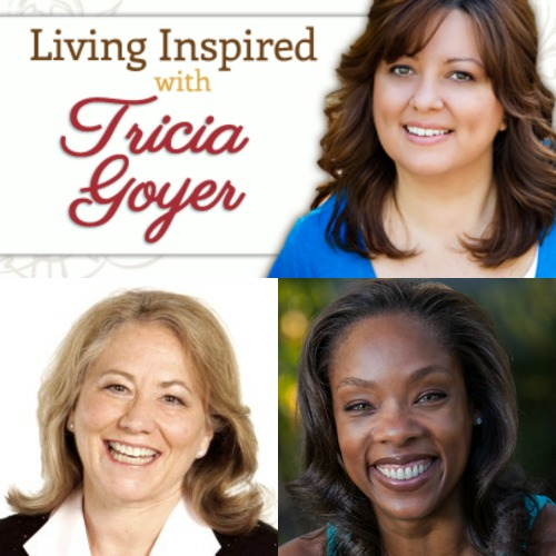 Podcast: Living Inspired: Pam Farrel and Fawn Weaver