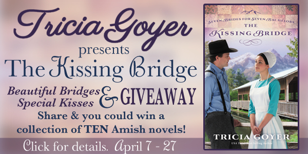 Beautiful Bridges and Special Kisses Giveaway