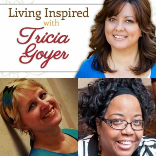 Podcast: Living Inspired: Susan May Warren and Sharon C. Jenkins