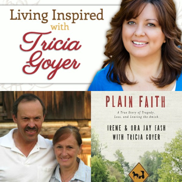 Podcast: Living Inspired: Ora Jay and Irene Eash