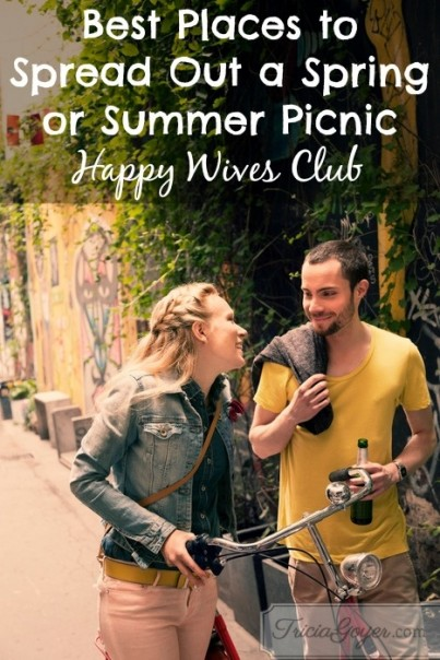 Best Places to Spread Out a Spring or Summer Picnic