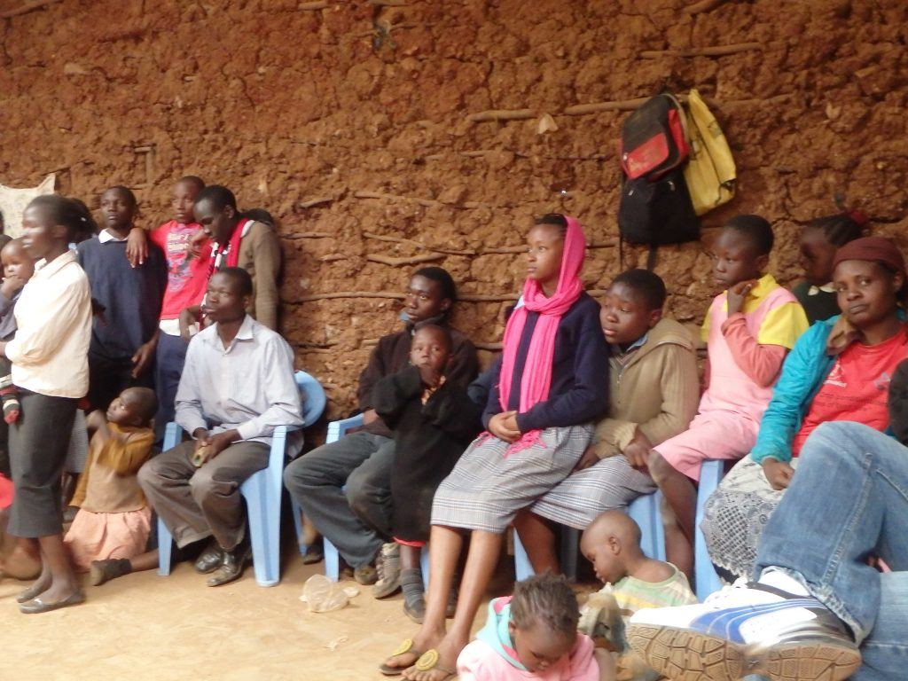 Fruitful Students at Kibera Slum