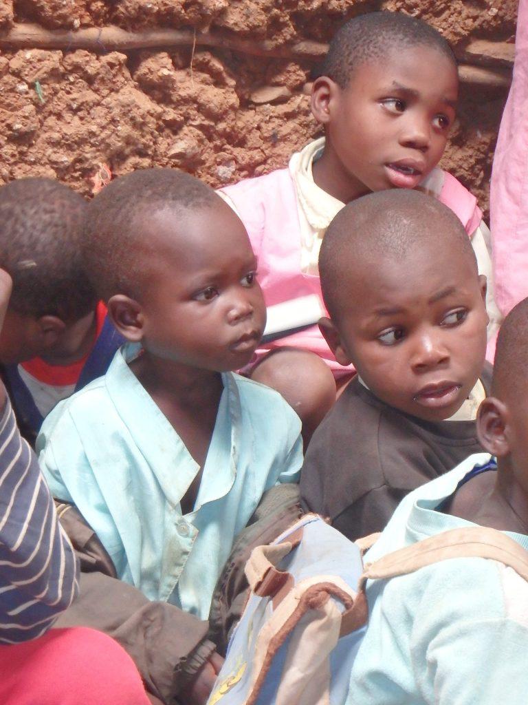 Awana Kids in the Kibera Slum