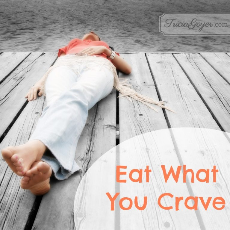 Eat What You Crave
