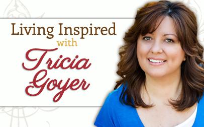 Podcast: Living Inspired: Tricia Goyer