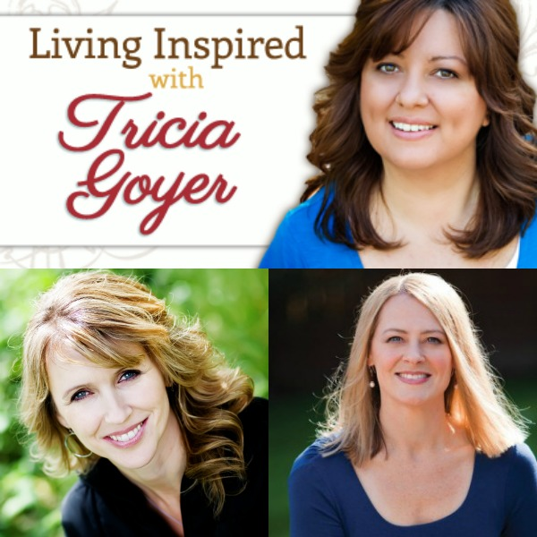 Podcast: Living Inspired: Cathy LaGrow and Cindy Caloma