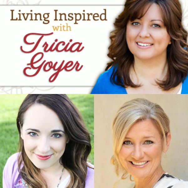 Podcast: Living Inspired: Leslie Ludy and Vicki Courtney