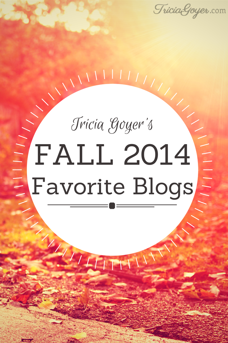 Fall 2014: Favorite Blogs