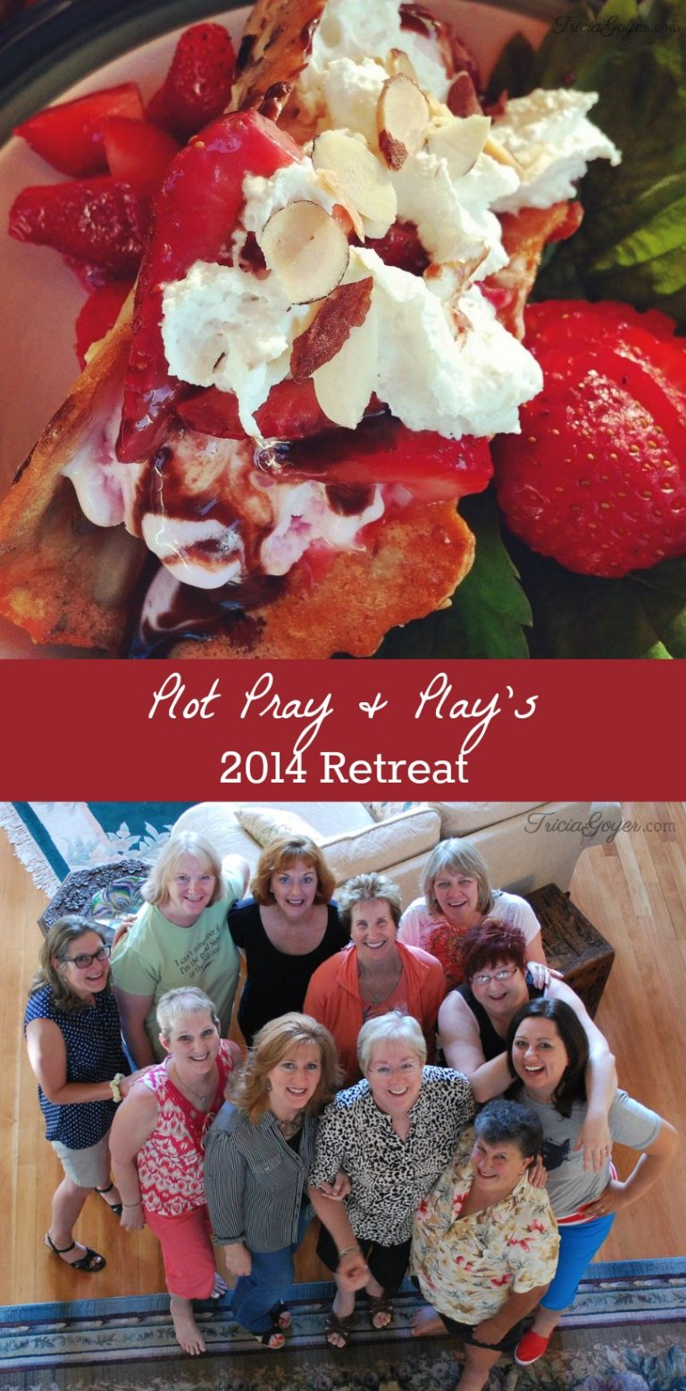 Plot, Pray & Play's 2014 Retreat