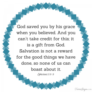 Saved by Grace - TriciaGoyer.com