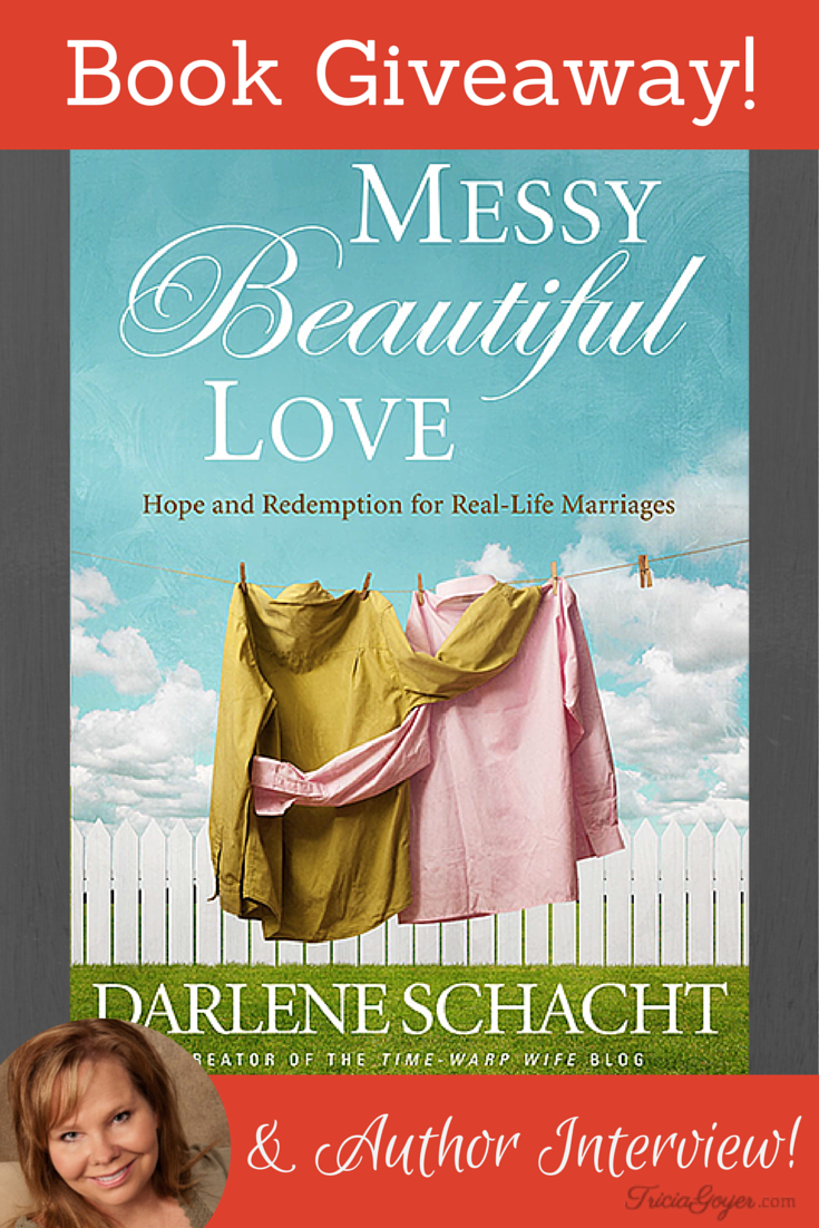 Messy Beautiful Love: Book Giveaway & Author Interview