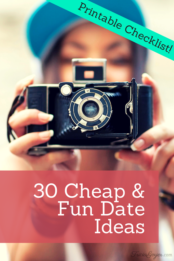 30 Cheap & Fun Date Ideas