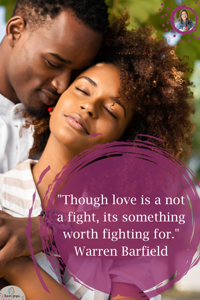 Beautiful marriage quote on TriciaGoyer.com