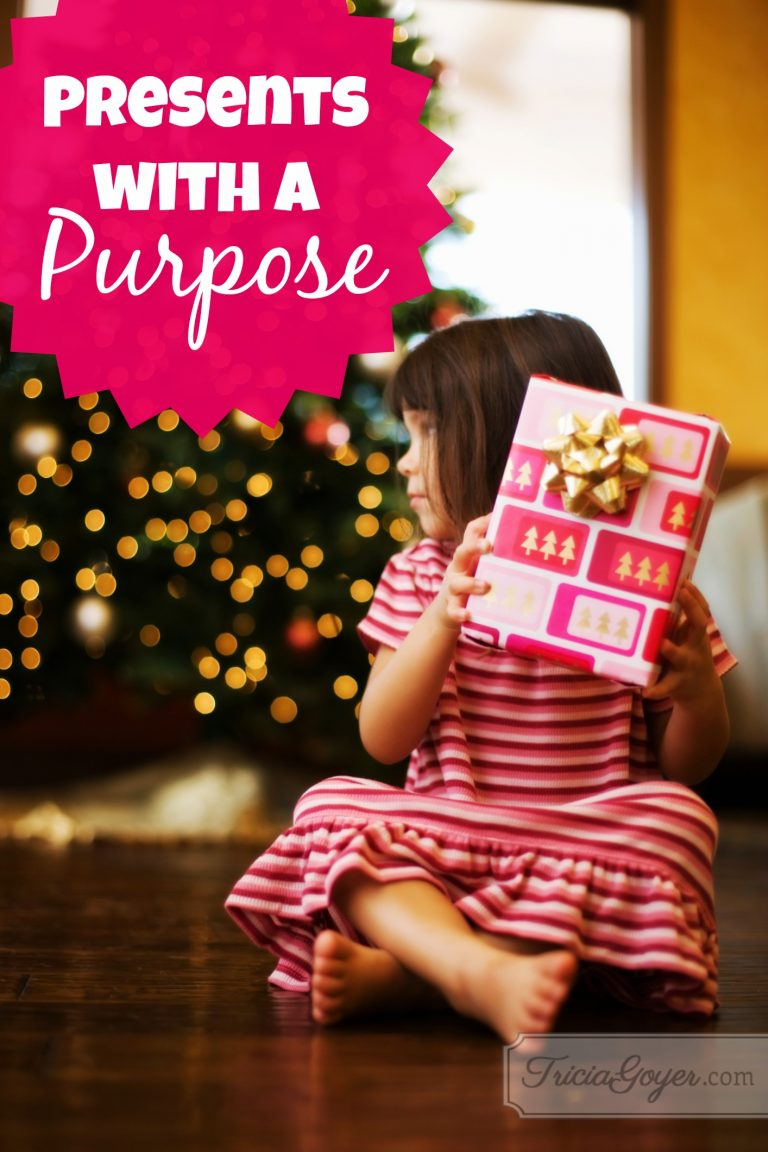 Presents with a Purpose!