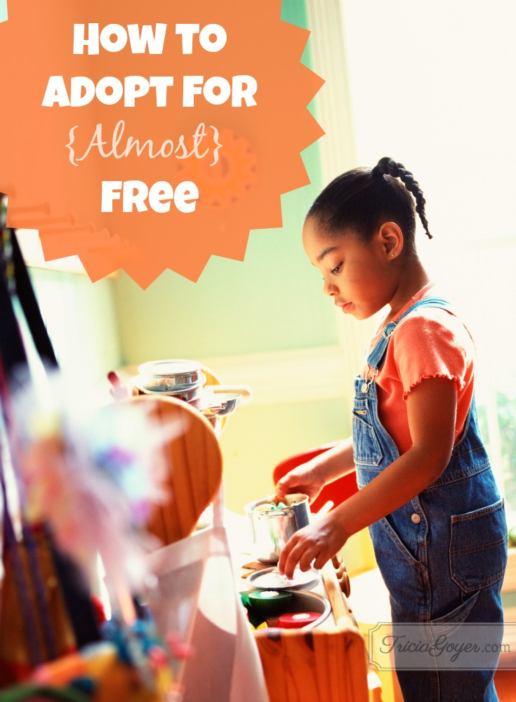 How to Adopt for {Almost} Free