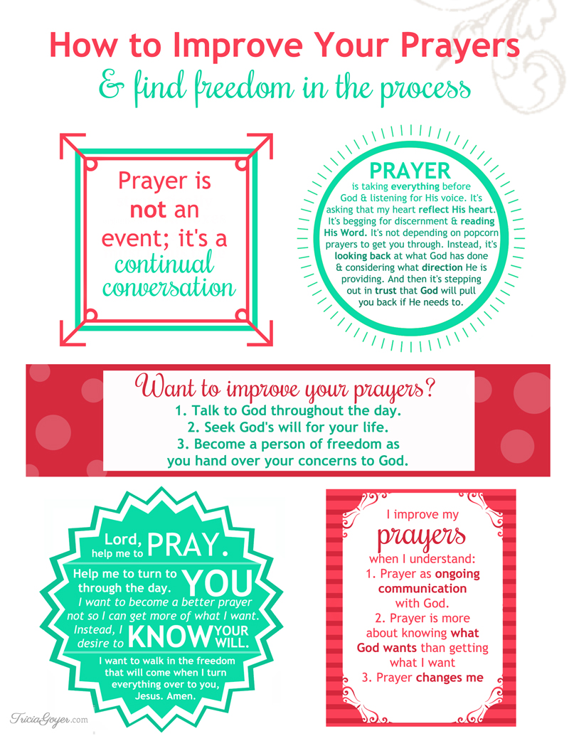 3 ways to improve prayer PDF