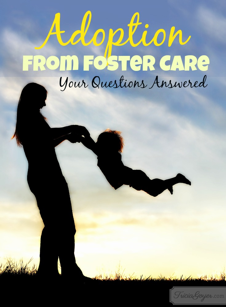 Adoption from Foster Care: Your Questions Answered, Part 1