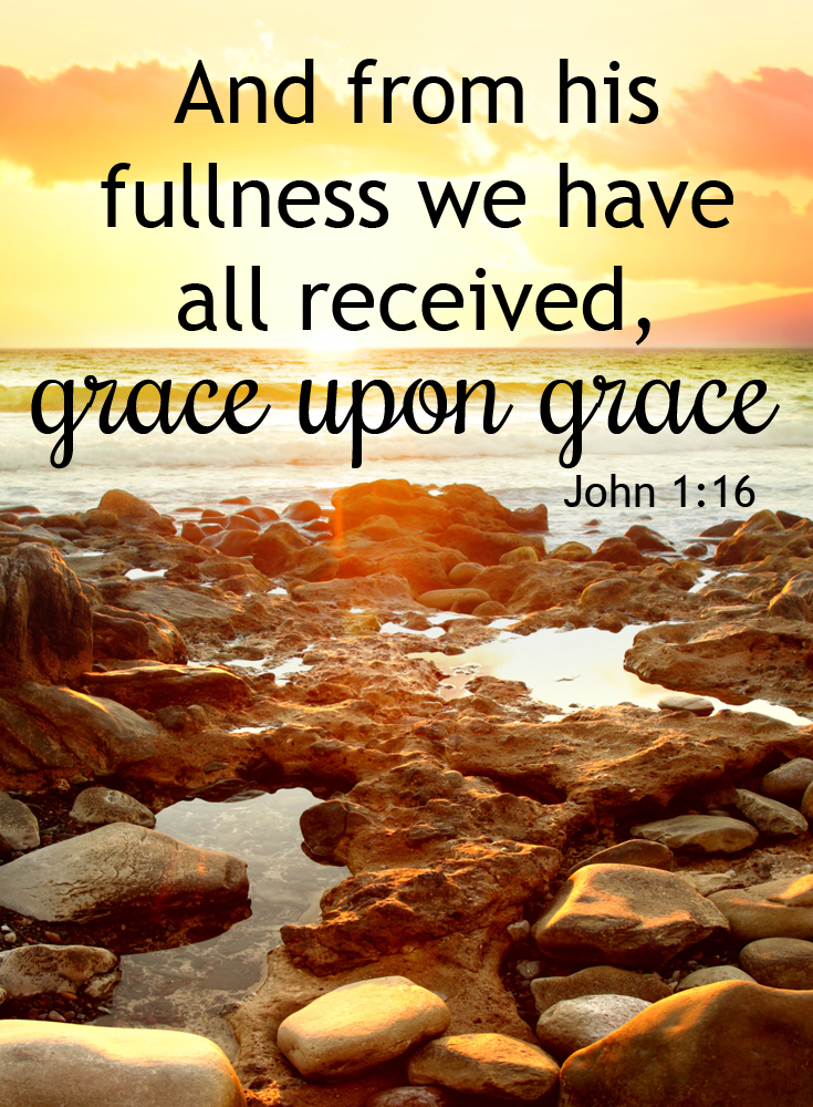 Grace Upon Grace | John 1:16