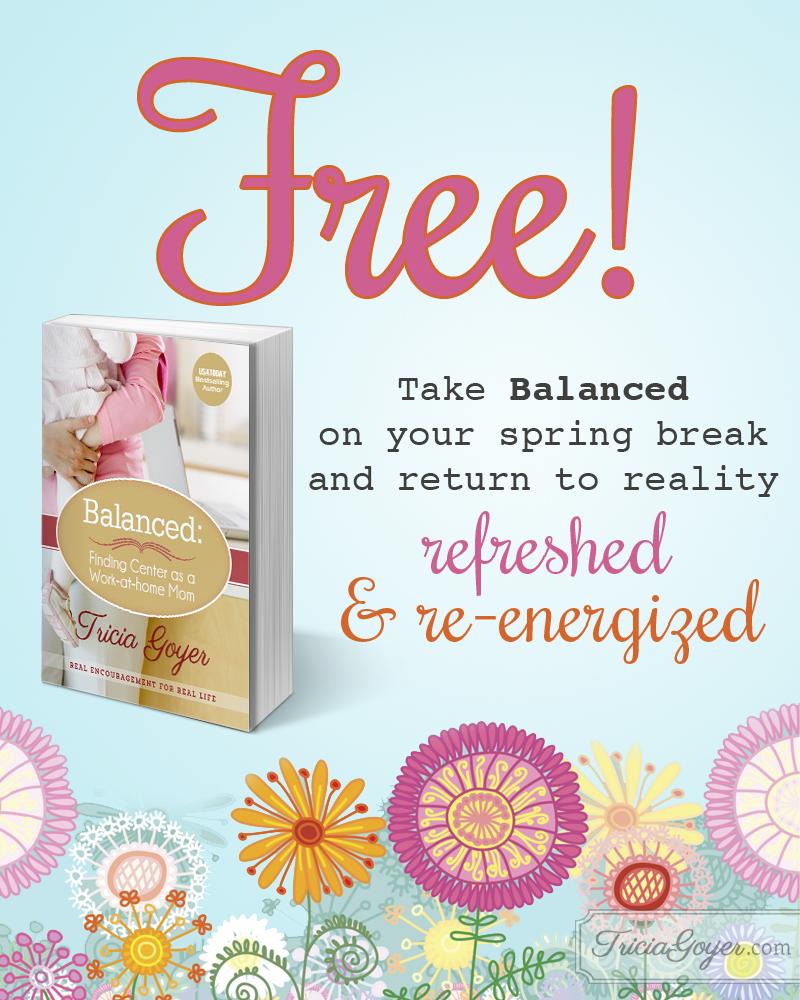 tg-free balanced