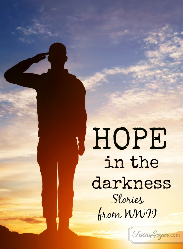 Hope in the Darkness | Stories from WWII {Plus Link-Up!}