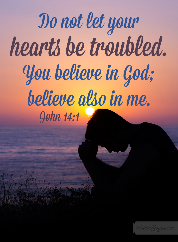 Do Not Let Your Heart Be Troubled | John 14:1