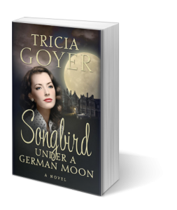 Excerpt from 'Songbird Under a German Moon'