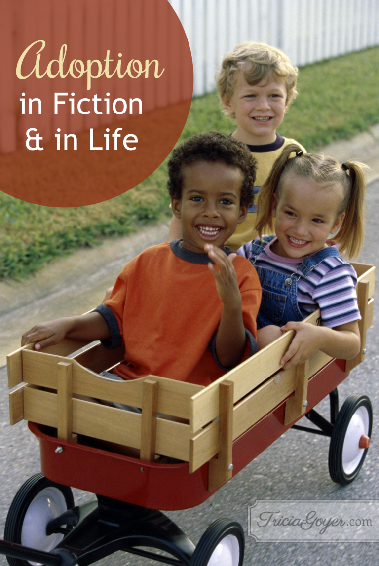 Adoption in Fiction . . . and in Life