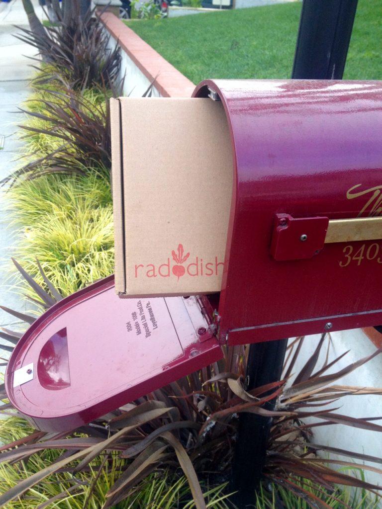 Mailbox - Original copy