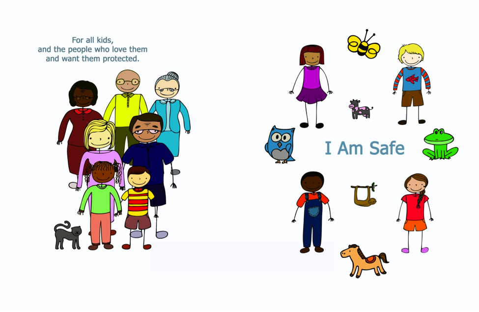 Why Our Children Need to Know About Sexual Abuse - I Am Safe by Kimberly Rae