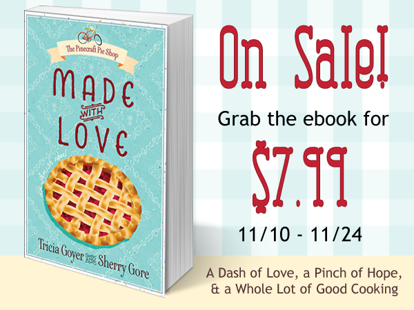 made with love-ebook sale