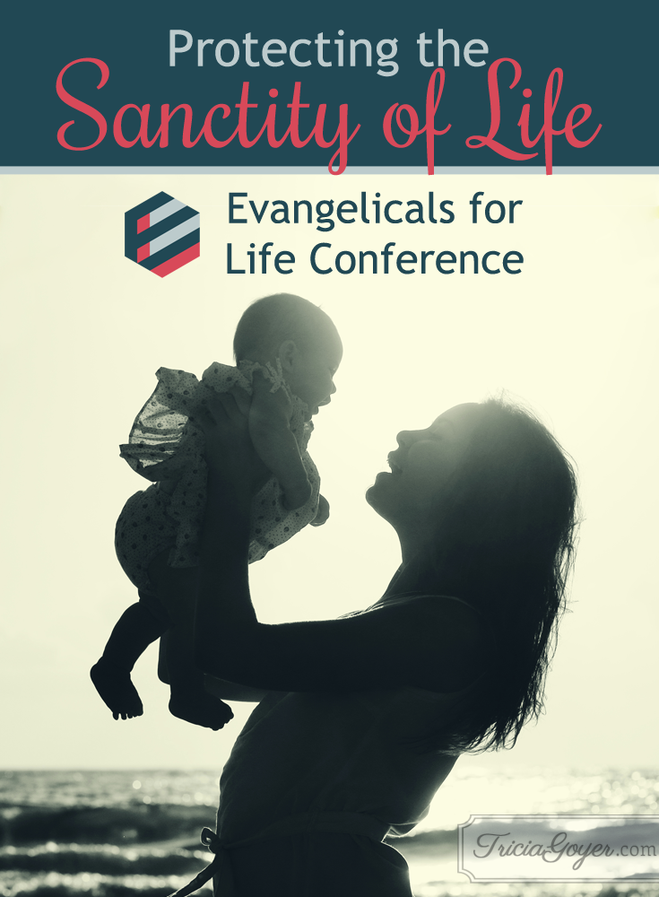 Join us in protecting the sanctity the life - join the Evangelicals for Life FREE simulcast
