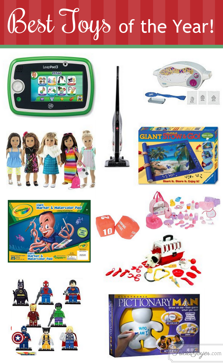 Best Toys of the Year! {Gift Guide}