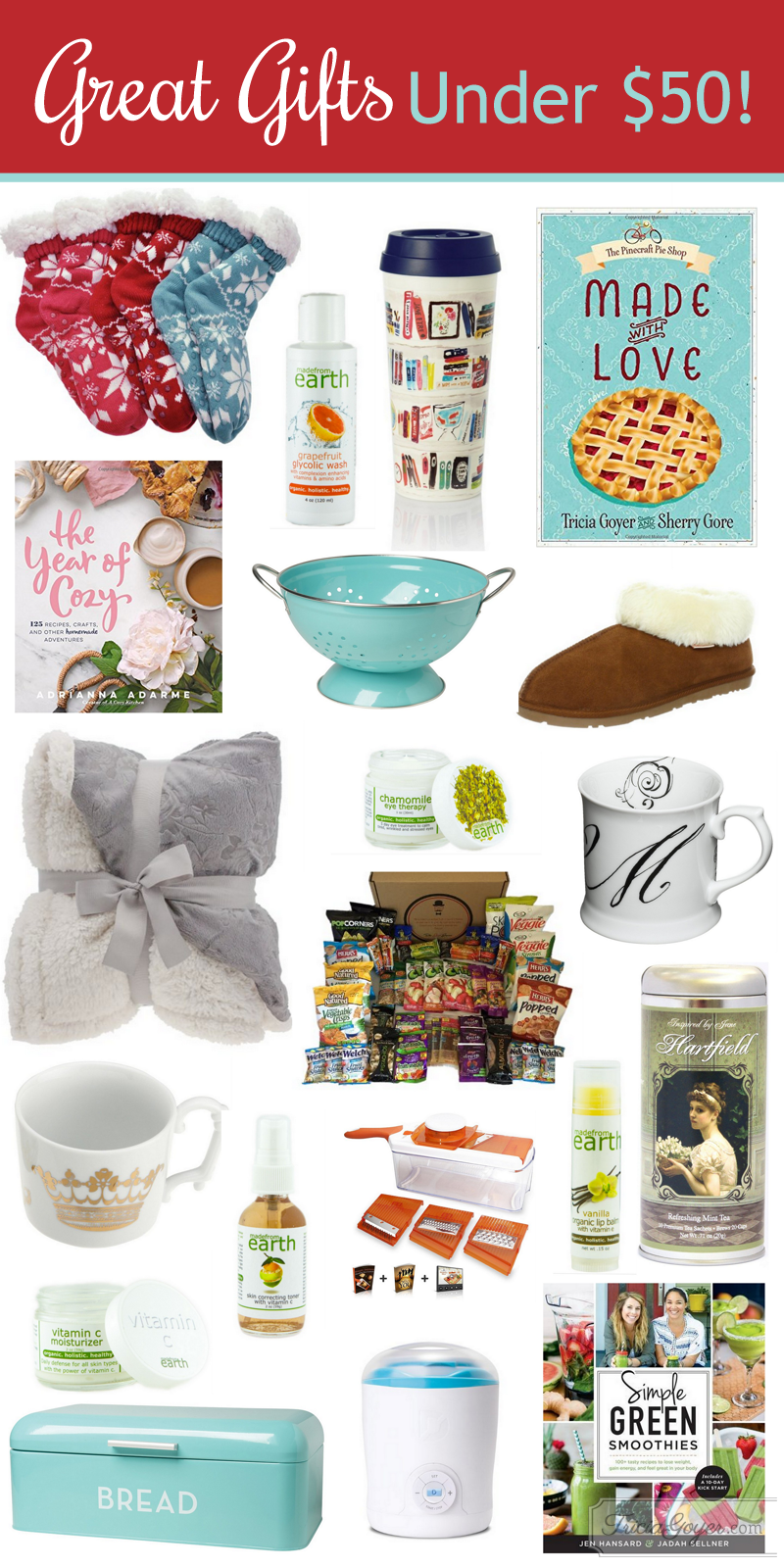 20 Great Gifts Under 50