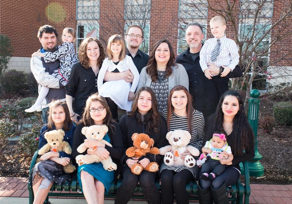Goyer Adoption Day January 11, 2016
