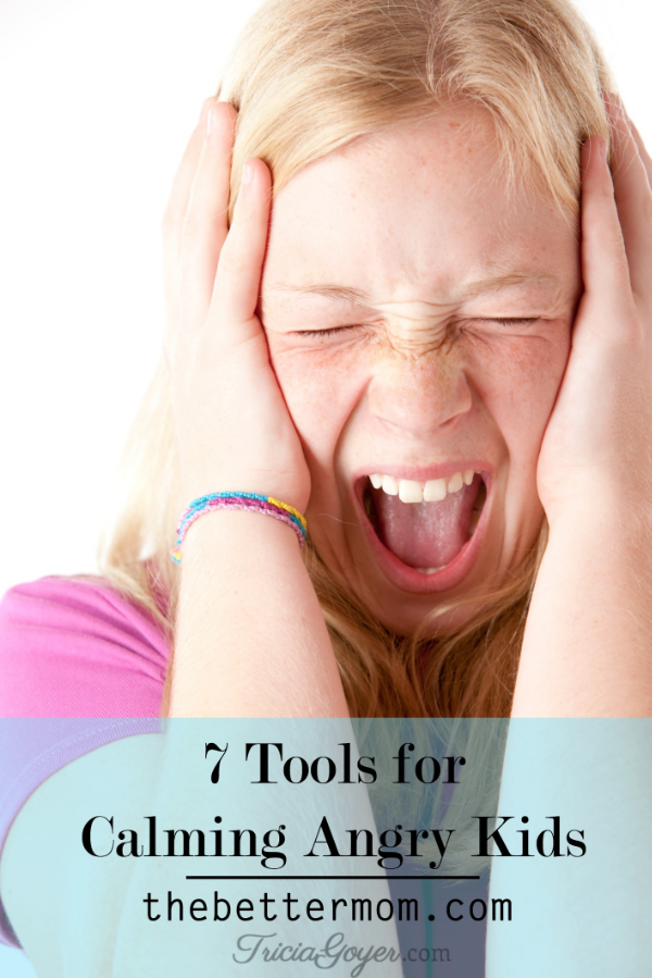 7 Tools for Calming Angry Kids